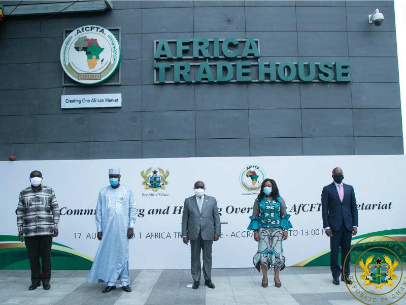Building momentum for a successful AfCFTA